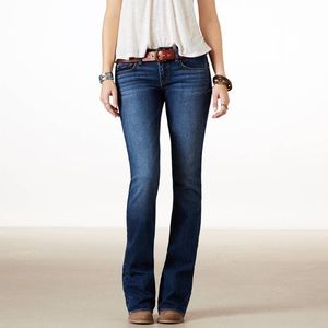 American Eagle Outfitters Artists Flare Jeans